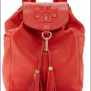 TB Thea backpack Lipstick red GUC